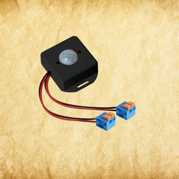 Scent Cannon- PIR Sensor