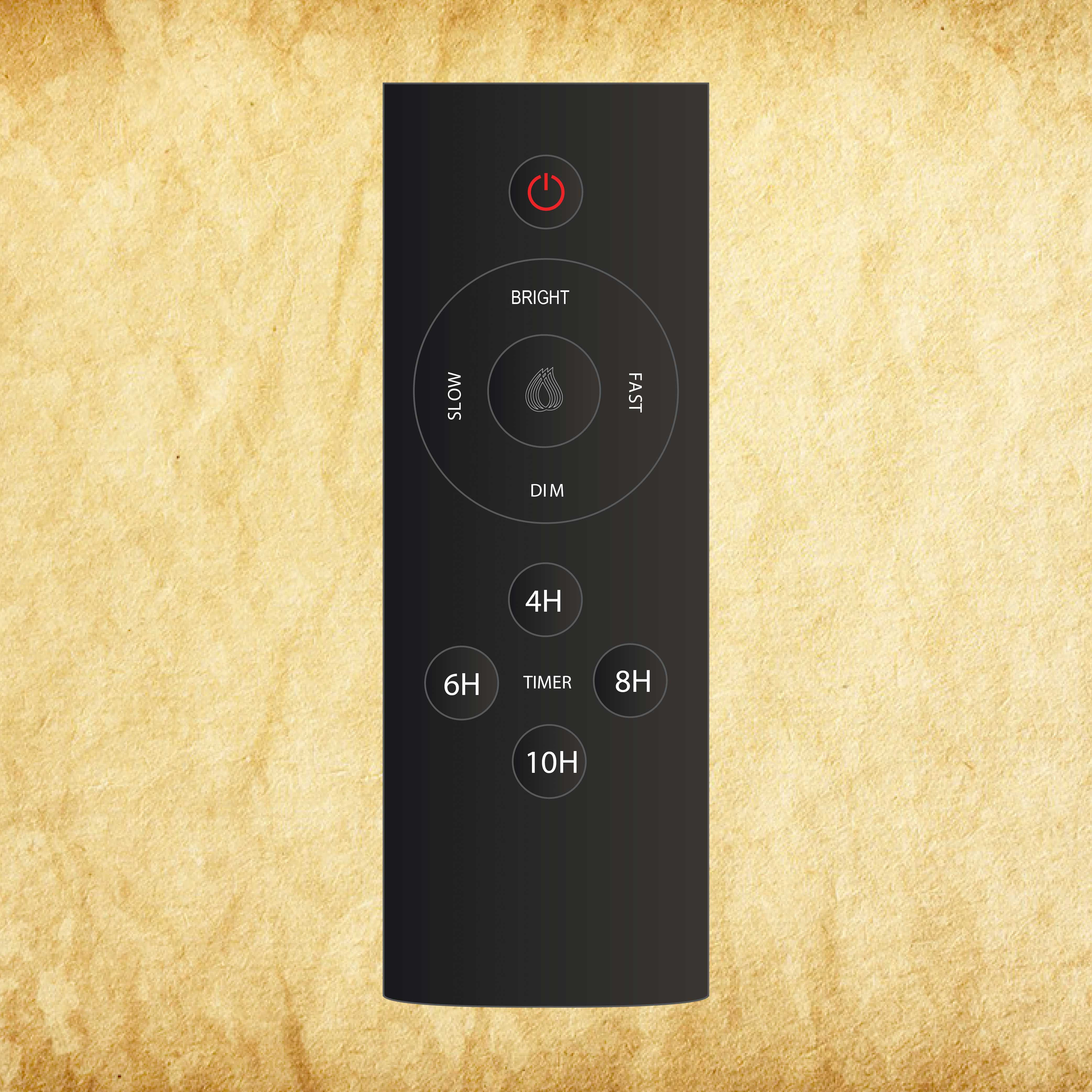 Candle Remote
