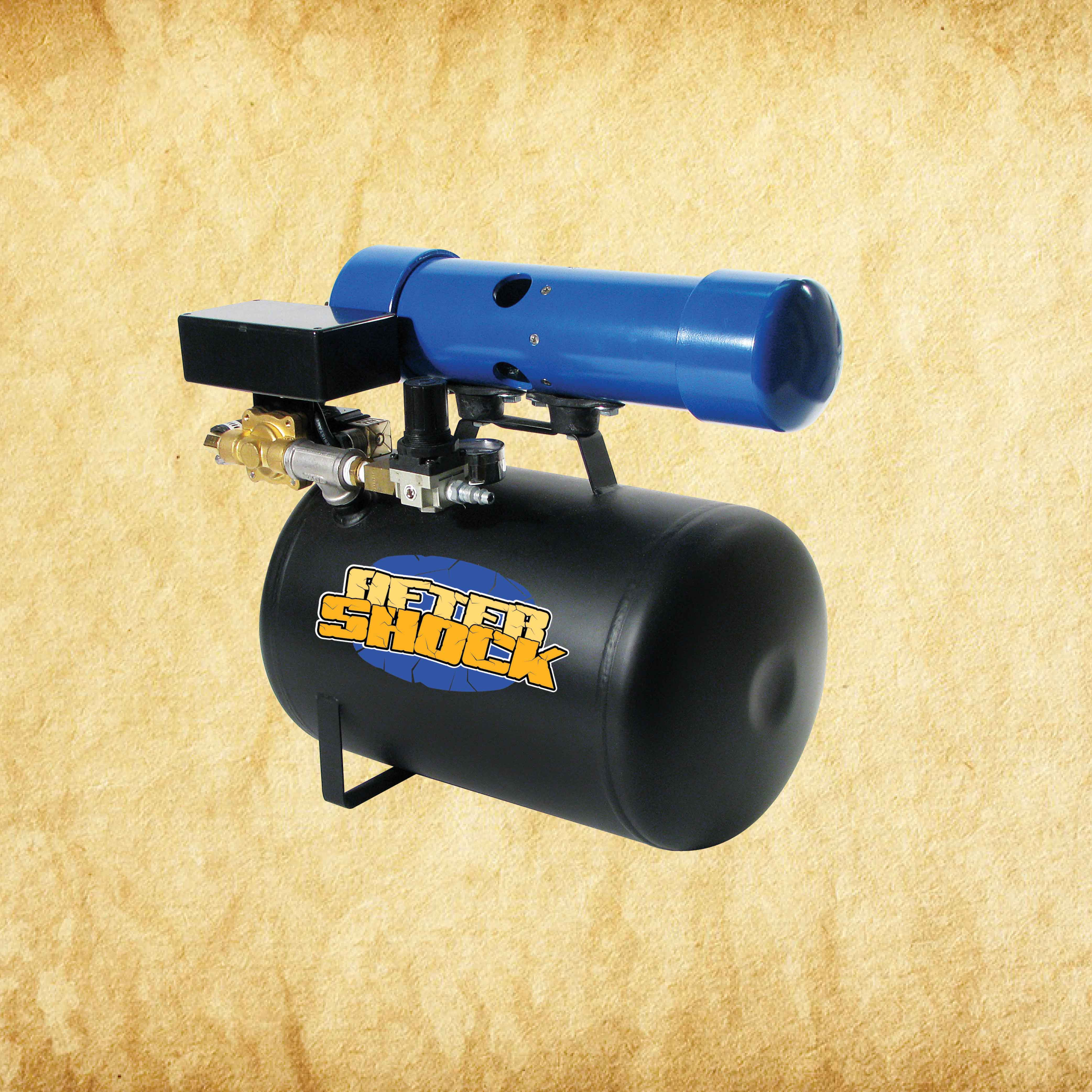 Aftershock Cannon