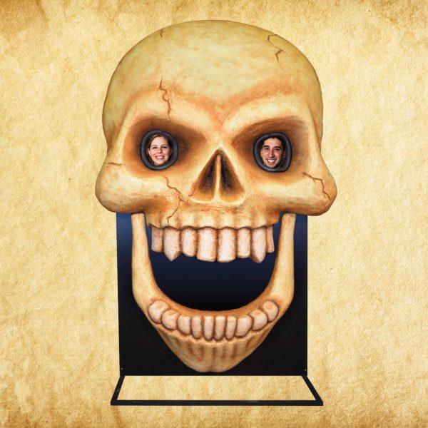 Skull Photo Op