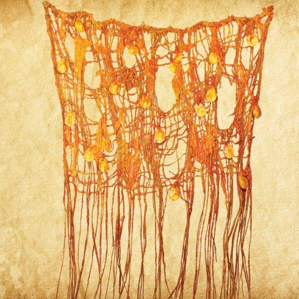 Pumpkin Gut Curtain