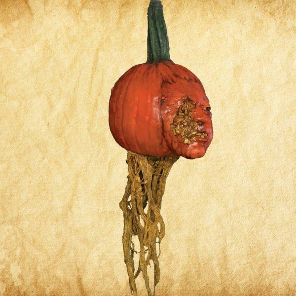 Pumpkin Head - Wack