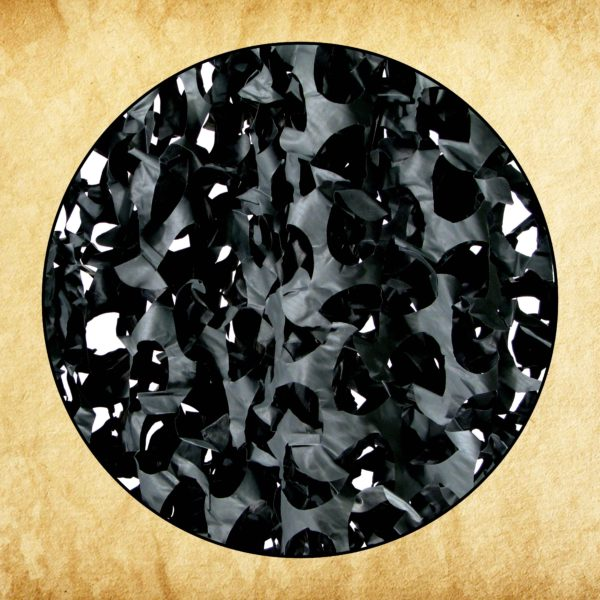 Night - FR Black/Dark Gray - 8x85yd